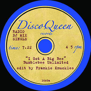 DISCO QUEEN #1640 - FRANKIE KNUCKLES EDITS