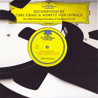 RECOMPOSED-FRANCOIS KEVORKIAN & MORITZ VON OSWALD MIXES(10inch)