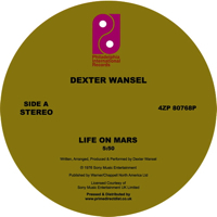 LIFE ON MARS / THE SWEETEST PAIN -pre-order-