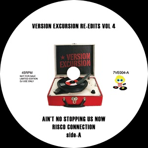 VERSION EXCURSION RE-EDITS VOL.4 (7 inch)