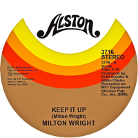 KEEP IT UP (7 inch)