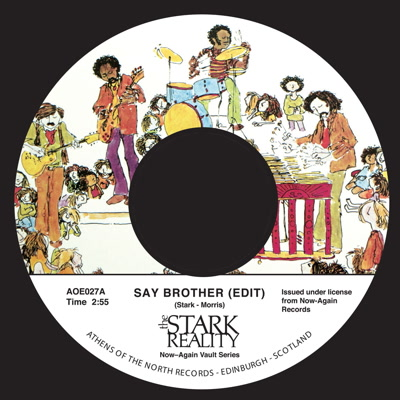 SAY BROTHER (7 inch)