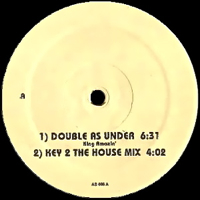 DOUBLE ASUNDER / IN THE MIX MASTERS / LET'S GO