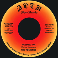 HOLDING ON (7 inch)