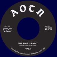 THE TIME IS RIGHT (7 inch) -pre-order-