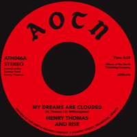 MY DREAMS ARE CLOUDED (7 inch) -pre-order-