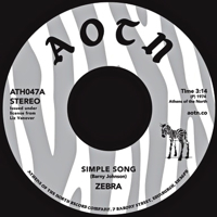 SIMPLE SONG (7 inch) -pre-order-