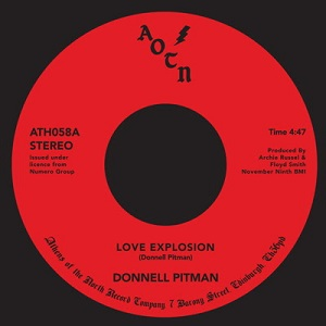 LOVE EXPLOSION (7 inch)