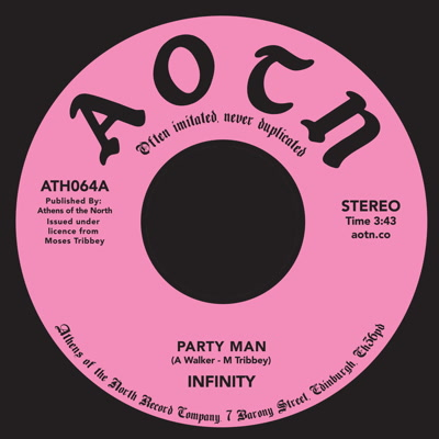 PARTY MAN / PUT EVERYTHING IN PLACE (7 inch)