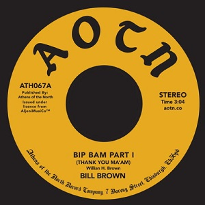 BIP BAM (THANK YOU MA'AM) (7 inch)