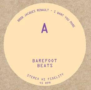 BAREFOOT BEATS 08 (10 inch)