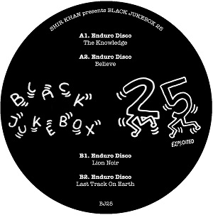 SHIR KHAN presents BLACK JUKEBOX 25