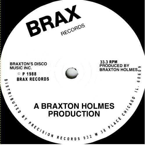 GET READY (LOOKING FOR LOVING) - BRAXTON HOLMES EDIT -pre-order-