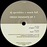 FRESH INSIGHTS EP 1