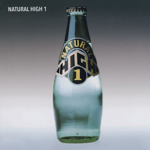 NATURAL HIGH 1 (LP) -pre-order-