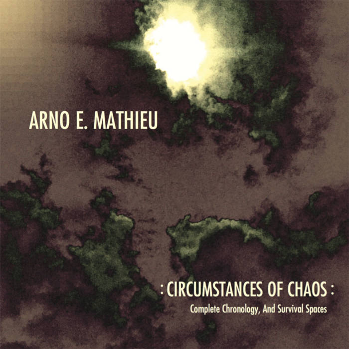 CIRCUMSTANCES OF CHAOS-COMPLETE CHRONOLOGY & SURVIVAL SPACES(CD)