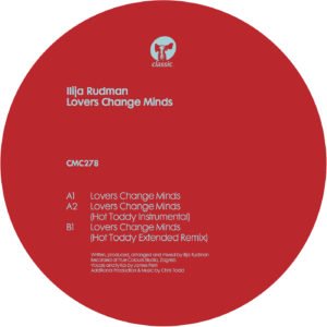 LOVERS CHANGE MINDS - HOT TODDY REMIXES