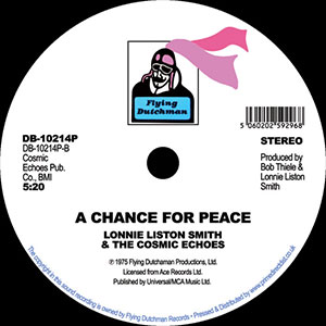 EXPANSIONS / A CHANCE FOR PEACE -RSD LIMITED-