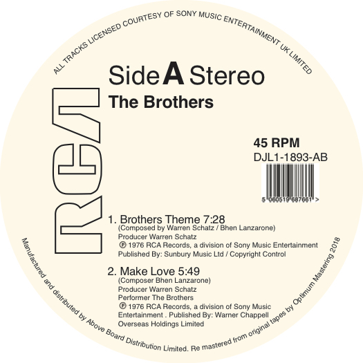 THE BROTHERS THEME