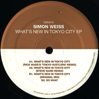 WHAT'S NEW IN TOKYO CITY EP