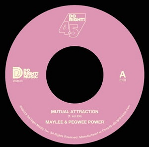 MUTUAL ATTRACTION (7 inch)