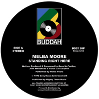 STANDING RIGHT HERE/MAKE ME BELIEVE IN YOU [REISSUE]-pre-order-