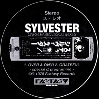 SYLVESTER UNRELEASED