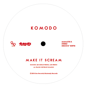 MAKE IT SCREAM / NIGHT TIME - pre-order-