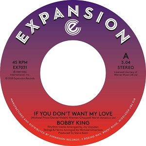 IF YOU DON'T WANT MY LOVE (7 inch)