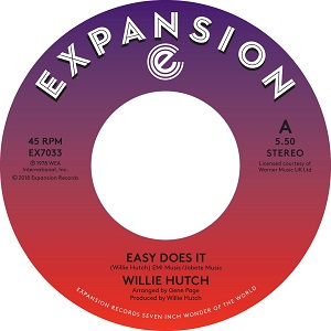 EASY DOES IT (7 inch)