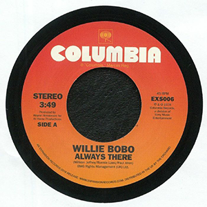 ALWAYS THERE (7 inch)