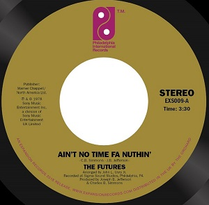 AIN'T NO TIME FA' NUTHIN' (7 inch)