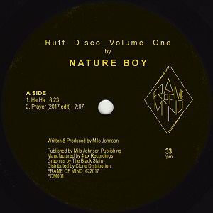 RUFF DISCO VOLUME ONE (W-PACK)