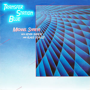 TRANSFER STATION BLUE (LP)