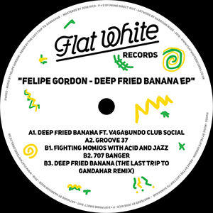 DEEP FRIED BANANA EP