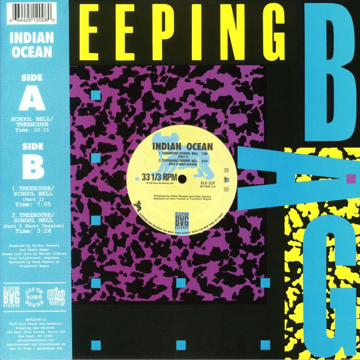 SCHOOL BELL / TREEHOUSE