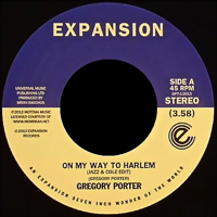 ON MY WAY TO HARLEM (7 inch) [REPRESS]