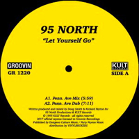 LET YOURSELF GO [REISSUE] -pre-order-