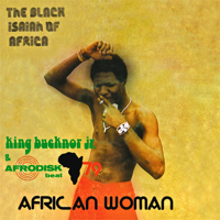AFRICAN WOMAN(LP) [REISSUE] -pre-order-