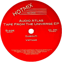TAPE FROM THE UNIVERSE EP