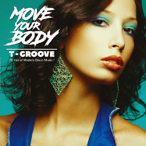 MOVE YOUR BODY (2LP)