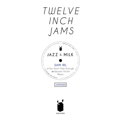 TWELVE INCH JAMS 002 (SESSION VICTIM REMIX) -pre-order-