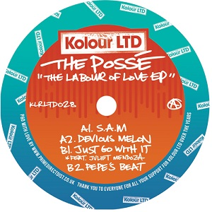 THE LABOR OF LOVE EP
