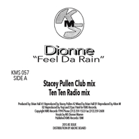 FEEL DA RAIN (INCL. STACEY PULLEN, ALTON M, D'PAC & BRIAN HALL R