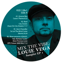 LOUIE VEGA MIX THE VIBE