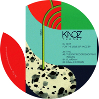 FOR THE LOVE OF KAOZ EP -pre-order-
