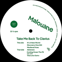 TAKE ME BACK TO CLAVIUS -pre-order-