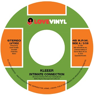 INTIMATE CONNECTION (7 inch)