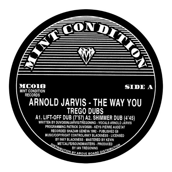 THE WAY YOU (TREGO DUBS)-pre-order-