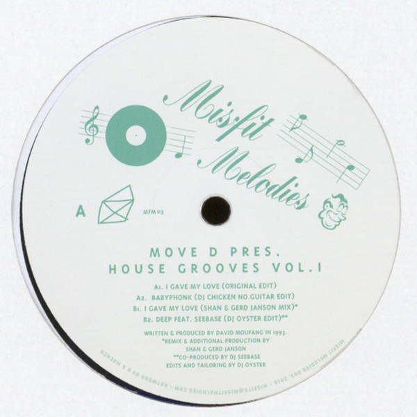HOUSE GROOVES VOL. 1